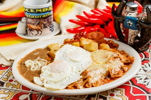 Baytown Chilaquiles