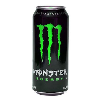 Green Monster Energy Drink