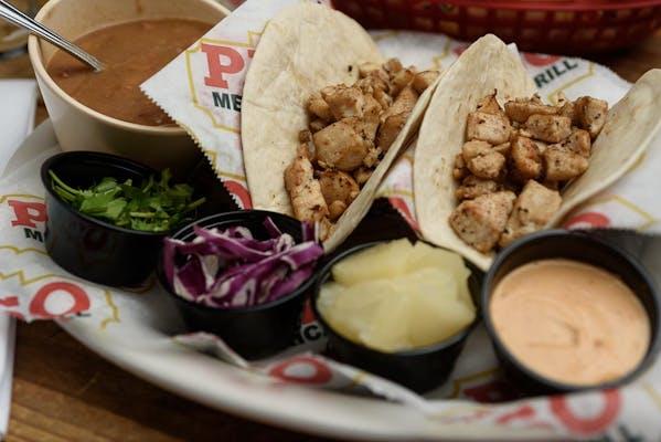 Baha Mahi Tacos