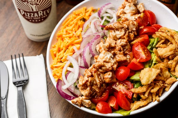 Sweet & Bold BBQ Chicken Salad