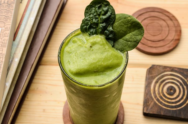 Spinach In Paradise Smoothie