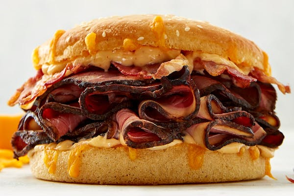 Bacon Smokecheesy Sandwich