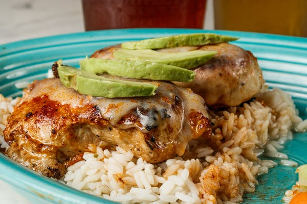 Tequila Lime Chicken Entrée
