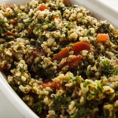 Tabbouleh (Parsley Salad)