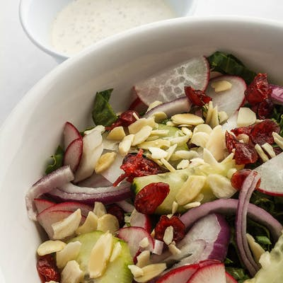Raja's Special Salad