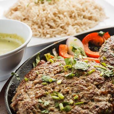 Chapli Kebab
