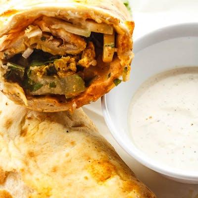 Chicken Kebab Roll