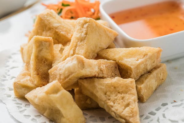 A5. Fried Tofu