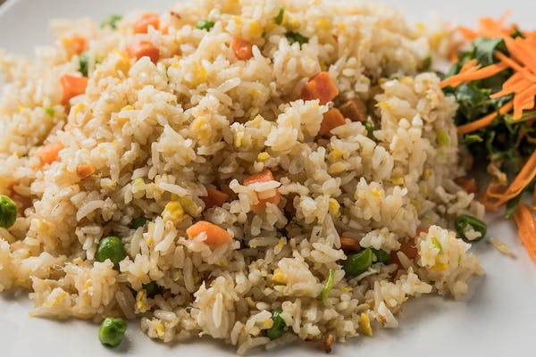 R1. Fried Rice w/ Egg
