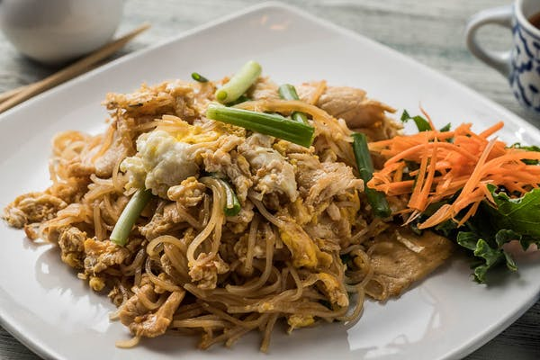 N1. Pad Thai w/ Egg