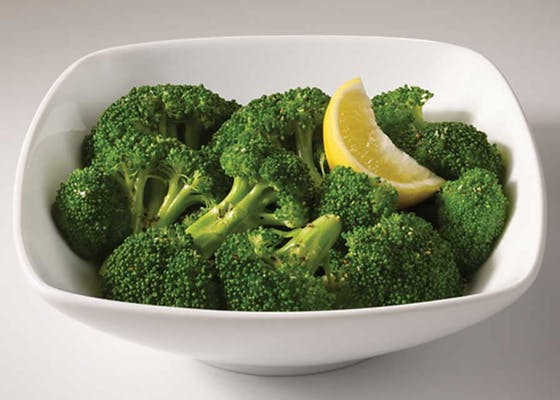 Lemon-Butter Broccoli