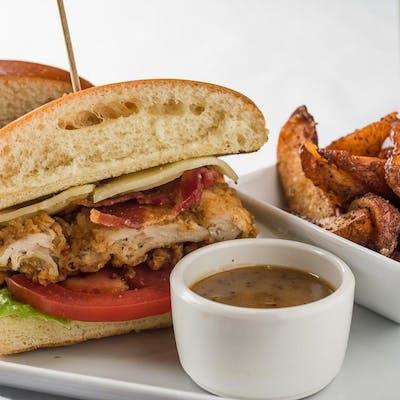 Honey Island Chicken Sandwich