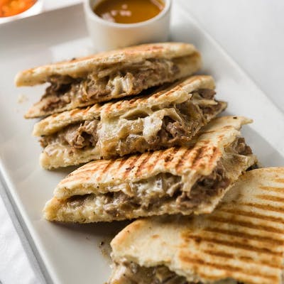 Philly Beef Panini