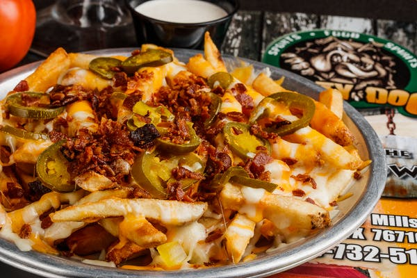 Tijuana Fries