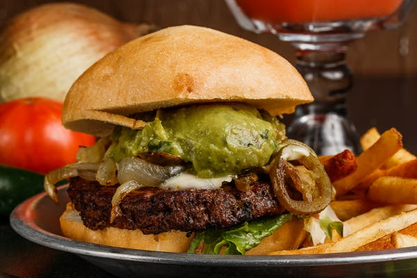 Mouth of the South Burger