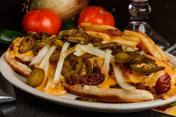 The Home Wrecker Sandwich