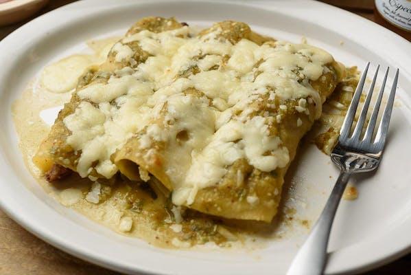 Enchilada Berdes