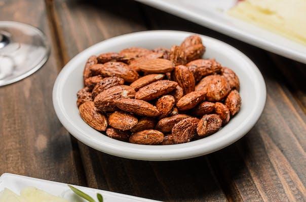 Wine Bar Spiced Almonds