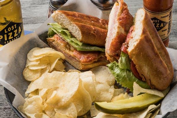 Mr. G Sandwich
