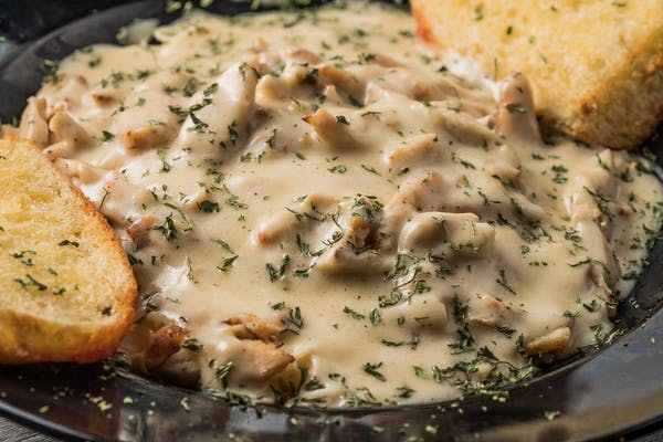 Kid's Chicken Alfredo