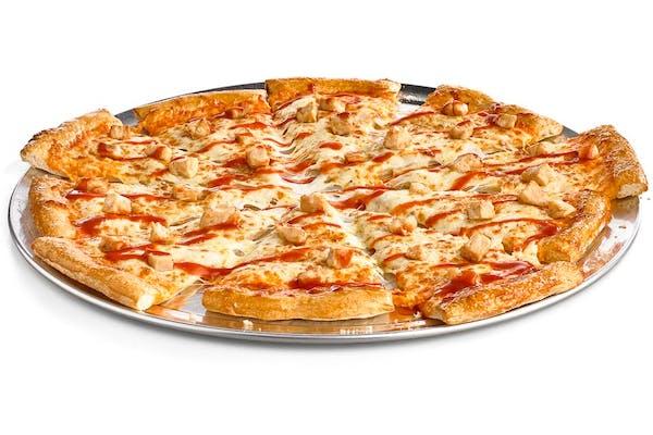 Large Buffalo Chicken Pizza