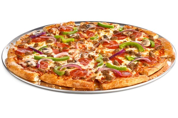 Large Supreme Pizza
