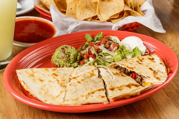 Mesquite-Grilled Steak Quesadillas