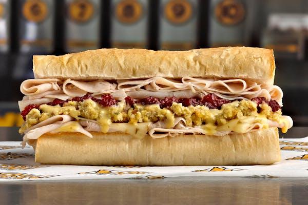 Thank You Turkey® Sandwich
