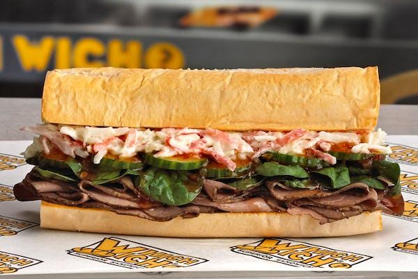 Surf Surf & Turf® Sandwich