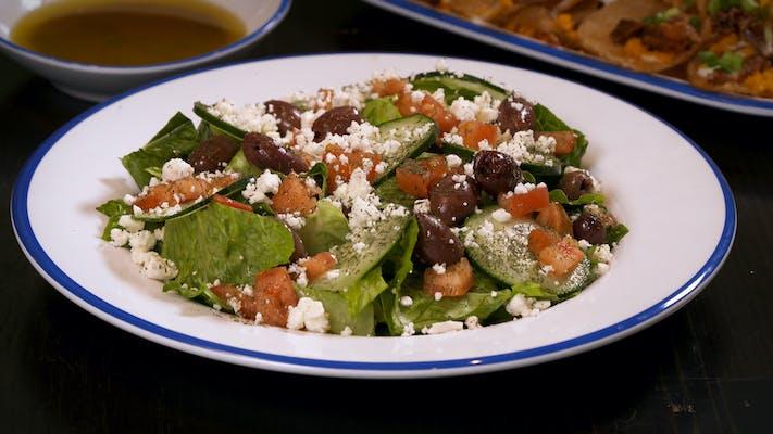 Greek Dill Salad