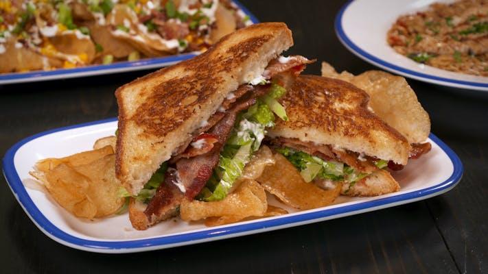 The BLT Sandwich