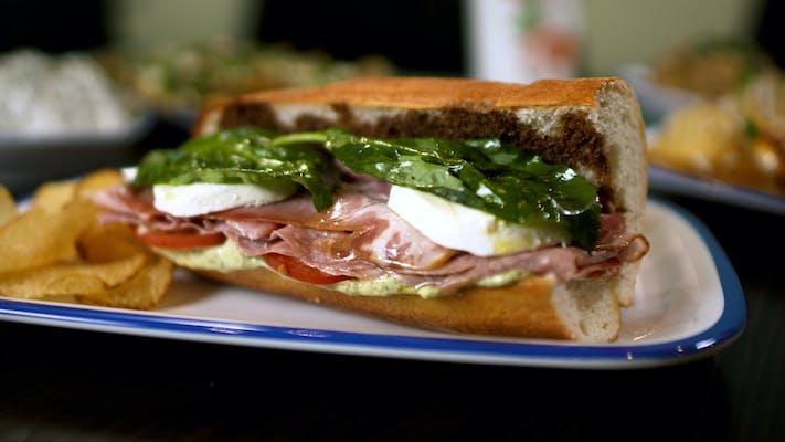 Mob Boss Sandwich