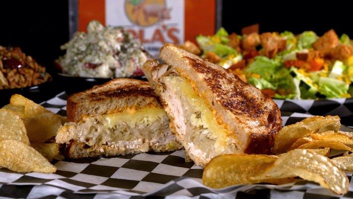 Turkey Reuben Sandwich