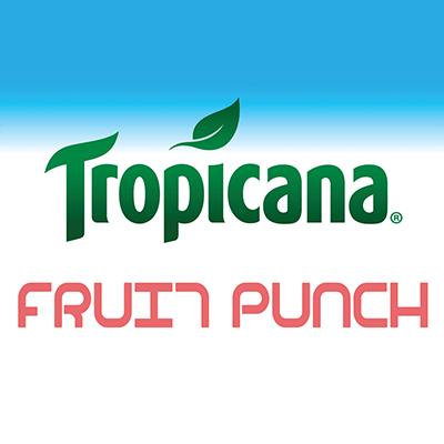 Tropicana Fruit Punch