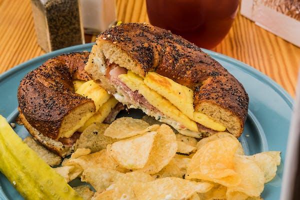 Daybreak Sandwich