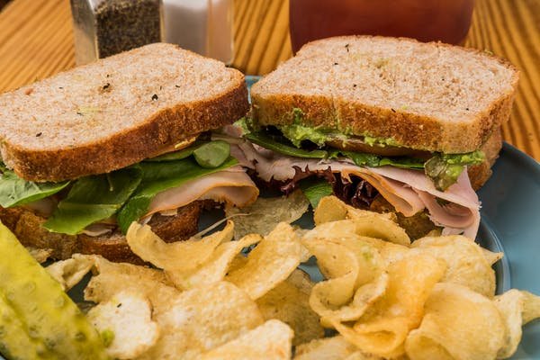 California Turkey Sandwich