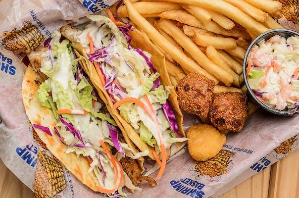 Whitefish Tacos