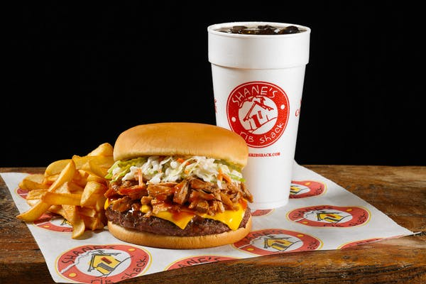 The Shaniac Burger