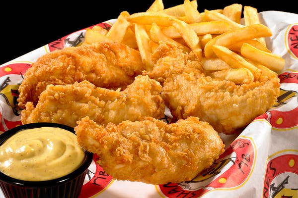 (6 pc.) Tender and Fries