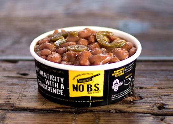 Jalapeño Beans