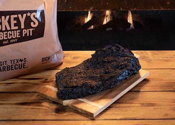 Whole Large Smoked Brisket