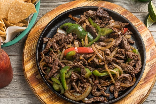 Papitos Steak Fajitas