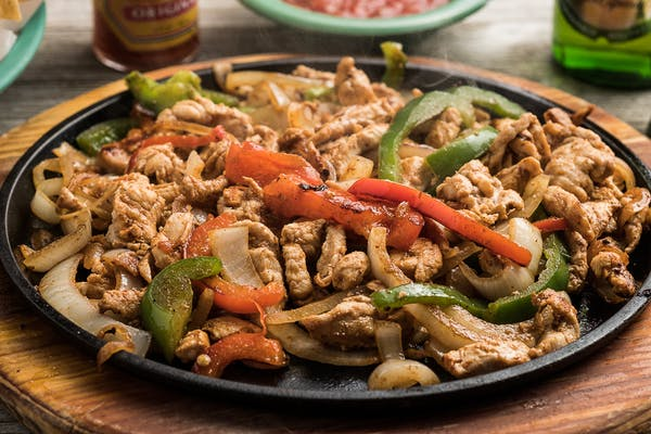 Papitos Chicken Fajitas