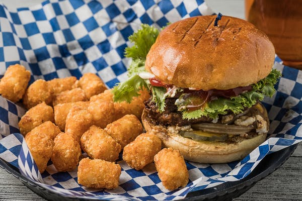 Lea & Perrins Burger