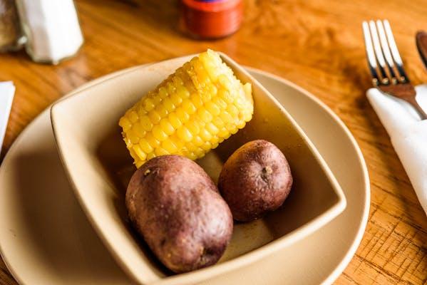 Corn & Potatoes