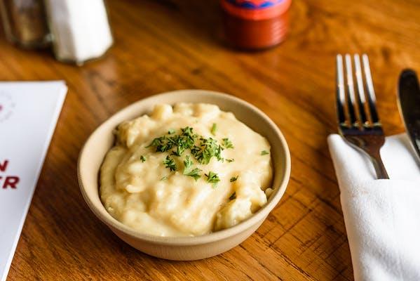 Cajun Mashed Potatoes