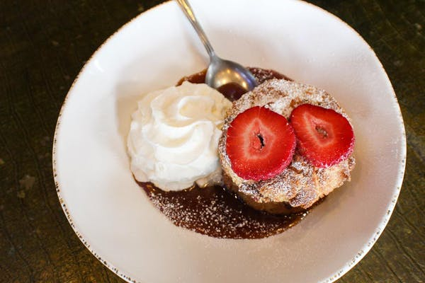 Acadian Bread Pudding