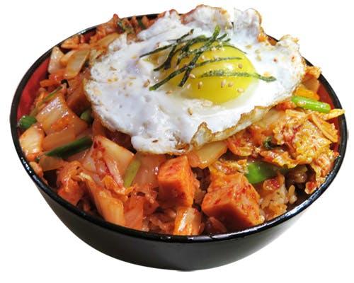 5. Kimchi Jae Yook Dupbop