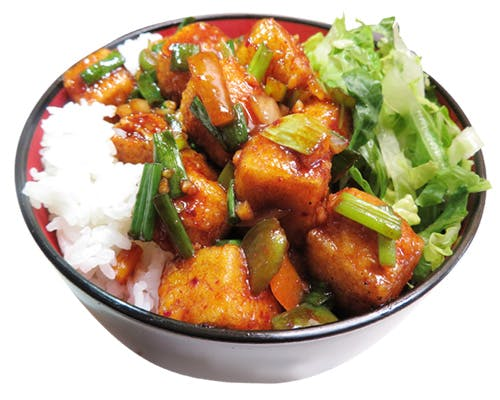 8. Tofu Dupbop