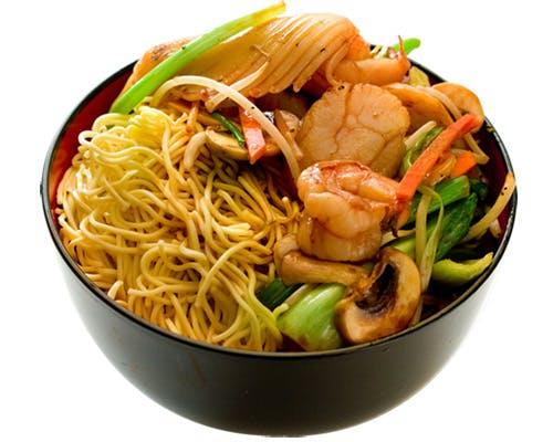 9. Seafood Yaki Noodle